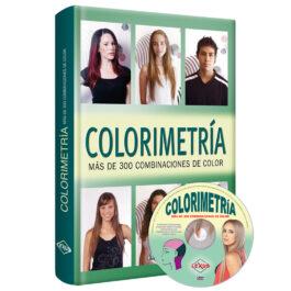 Colorimetría. Más de 300 Combinaciones de Color