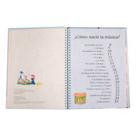 Mi Primer Libro de Música.