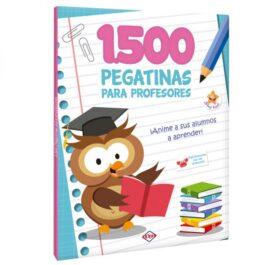 1.500 Pegatinas para Profesores. Anime a sus Alumnos