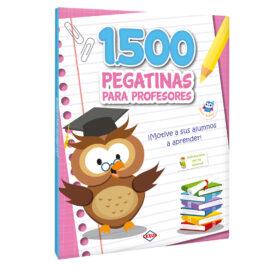 1.500 Pegatinas para Profesores. Motive a sus Alumnos