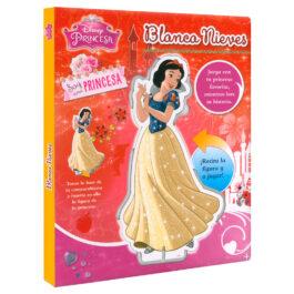 Princesa Blanca Nieves. Libro + Figura
