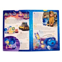 Disney-Pixar. Intensamente. Emociones en Acción