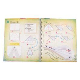 Aviones. Manualidades Papiroflexia. Para Jugar y Volar