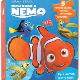Buscando a Nemo. Rompecabezas en Goma Eva