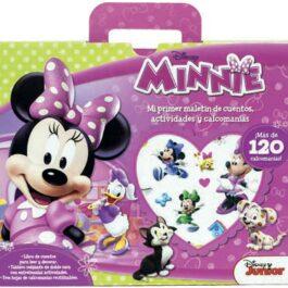 Disney Minnie. Cuentos y Actividades