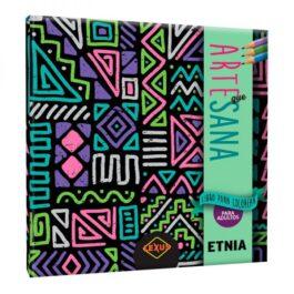 Arte que Sana. Etnia