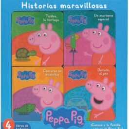 Peppa Pig. Historias Maravillosas