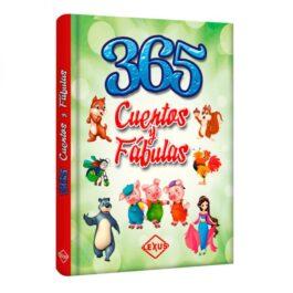 365 Cuentos y Fábulas