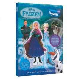 Disney Frozen. Las Princesas de Arendelle. Historias + Figuras