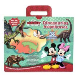 Disney Mickey. Dinosaurios Asombrosos