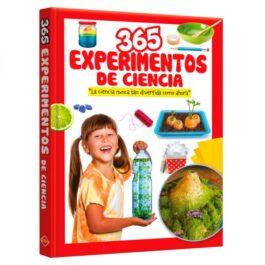365  Experimentos de Ciencia
