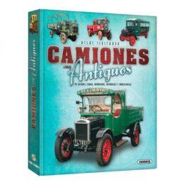 Atlas Ilustrado Camiones muy Antiguos
