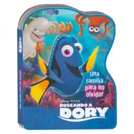 Buscando a Dory. Una Familia para no Olvidar