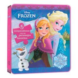 Disney Frozen. Rompecabezas