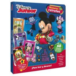 Disney Junior Historias con Retratos