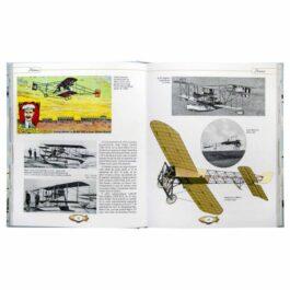 Atlas Ilustrado Aviones muy Antiguos