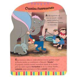 Disney Dumbo. Troquelado