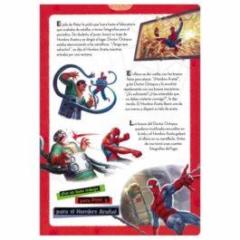 Marvel. Spiderman contra los Villanos
