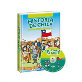 Historia de Chile para niños